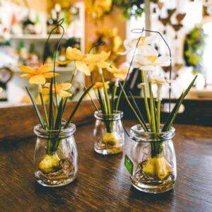Hanging Daffodil-001