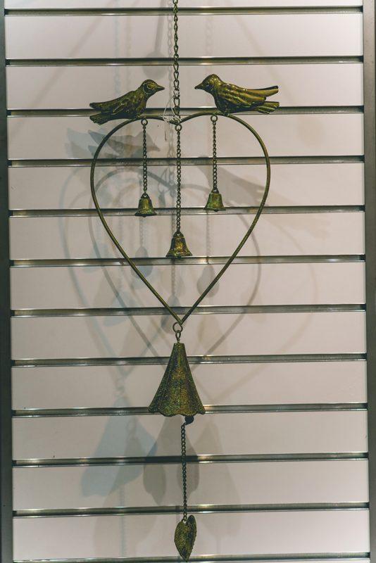 Heart & Birds Wind Chimes-01