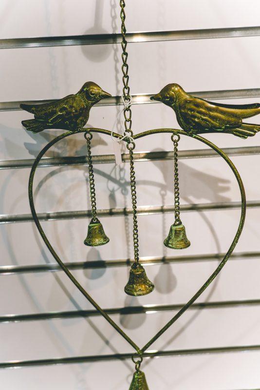 Heart & Birds Wind Chimes-02