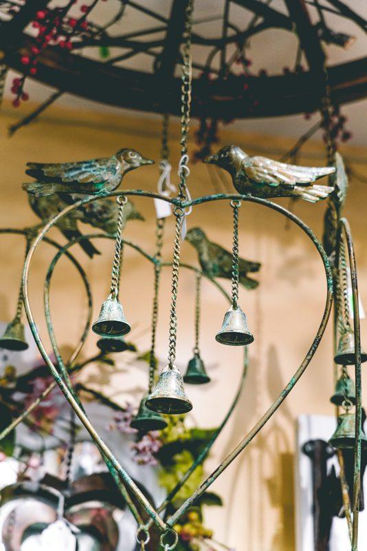 Heart & Birds Wind Chimes-04