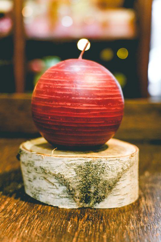 Jupiter sphere candel