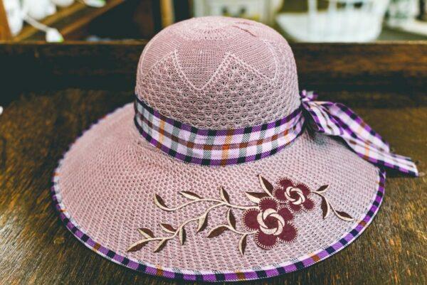 Pink Garden Hat-02