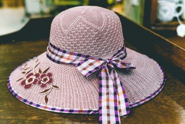 Pink Garden Hat-03