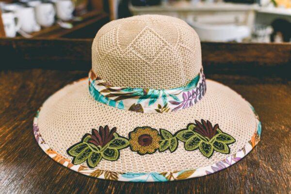 Pink Garden Hat-04