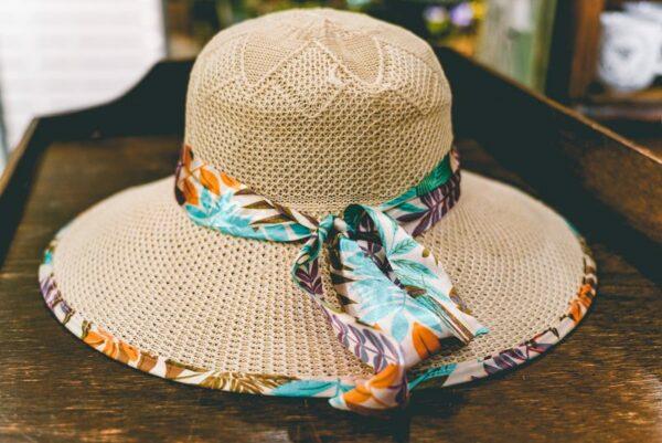 Pink Garden Hat-05