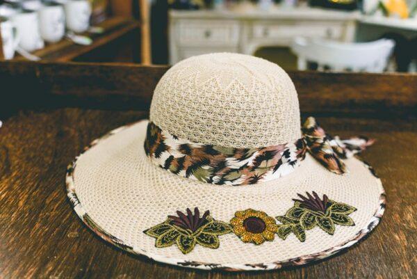 Pink Garden Hat-06
