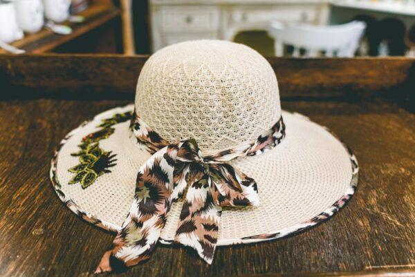 Pink Garden Hat-07