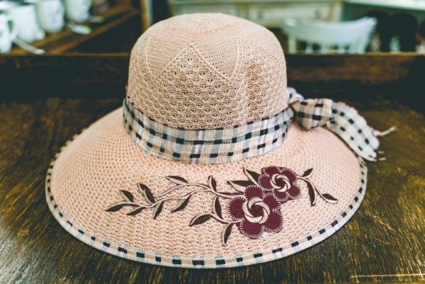 Pink Garden Hat-08