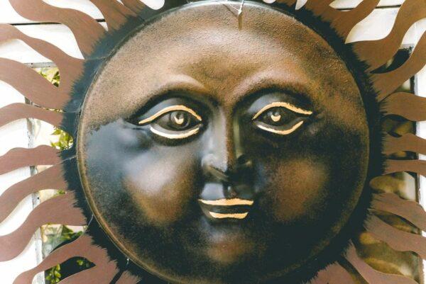 Sun Plaque-01